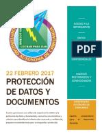 Manual Proteccion de Datos y Documentos