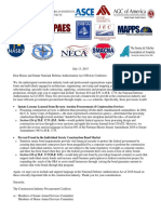 procurement coalition letter to senate house ndaa conferees july 13 2015