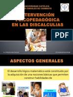 Diapositivas Intervencion en Discalculias 2