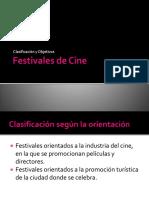 Festivales de Cine