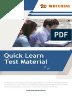 OET Test 14