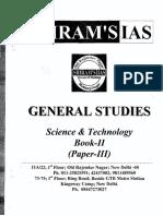Copy of Shri Ram Eco Sc & Technology Book - II Paper--III