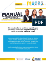 Manual Para Autograbacion Del Video de La Gestion Academica de Rectores y Directores Rurales