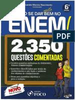 Alexandre Moreira Nascimento Como Se Dar Muito Bem No ENEM!