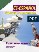 Telecomunicaciones - MANUAL de INGLÉS - Nivel 2