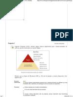 UNIP - Finanças em Projeto de TI - Questionário Unidade I