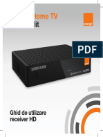 User Guide Receiver STB Samsung 185x185 Bld5mm Octombrie2016 Tipar