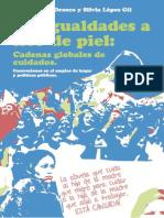 Amaia Pérez Orozco, Silvia López Gil - Desigualdades a flor de piel. Cadenas globales de cuidados