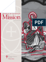 Journal of Lutheran Mission | August 2017