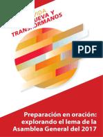 GC2017 PrayerfulPreparation Spanish