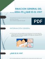 Informacion General Del Vih