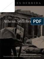 Jacques Derrida-Athens, Still Remains_ The Photographs of Jean-François Bonhomme-Fordham University Press (2010).pdf