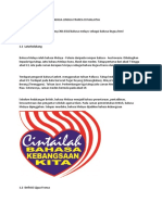 Bahasa Melayu Sebagai Bahasa Lingua Franca Di Malaysia