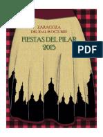 Dossier Fiestas Pilar 15