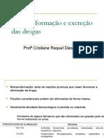 6-Biotransformação de Drogas