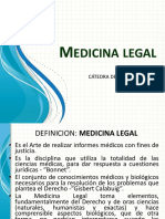 Ejercicio Legal e Ilegal de La Medicina