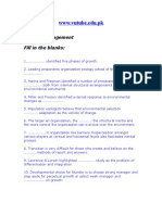 Change Management - HRM625 Spring 2007 Quiz 02