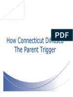 AFT - How Connecticut Diffused The Parent Trigger
