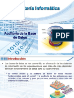 Auditoria a Bases de Datos Cobit