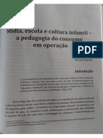Midia, escola e cultura infantil