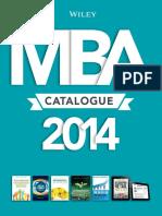 MBA-Catalogue 2014