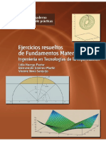 Fundamentos matematicos - ejercicios
