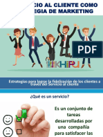 Servicio Marketing