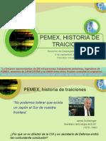Pemex Historia de Traiciones