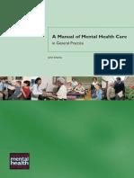 Mental Health Care Details