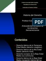 Abasolo Historia Del Derecho II