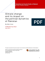 Climate Change and Its Impact on the Political Dynamics of Pakistan 72313
