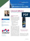 Bisdent Globe Universal Adhesives