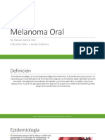 Melanoma Oral