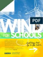 WIND FOR SCHOOLS PROGRAMS