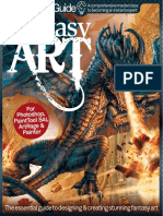 Fantasy Art Genius Guide - Volu - WorldMags