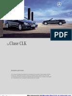 Catálogo CLK 350