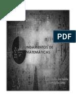 Fundamentos de Matemáticas Armando Barragán