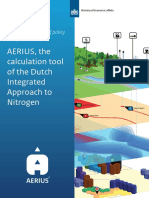 Aerius the Calculation Tool of the Dutch Integrated Approach to Nitrogen