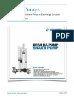 Shakti Pumps Report - TDR - 08.07.2017