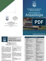 Arqueologia Chiapas de Corzo 2017