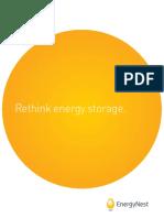 EnergyNest Brochure