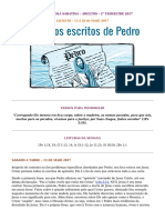 8 Jesus Nos Escritos de Pedro