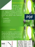 Conceptos Basicos de Mediciones Electricas