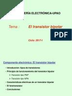 Transistor Bipolar Diapositivas