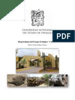 Herpetofauna Del Parque Ecológico