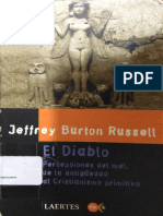 1a.el Diablo Mal Antiguedad Al Cristianismo Jeffrey b.russell