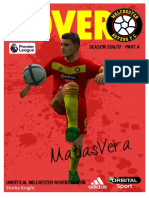 The Rover Part 4 - The 2016/17 Melchester Rovers Season