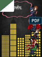 Agenda Superheroes