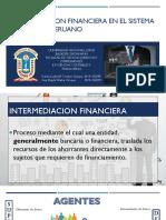 Intermediación Financiera en El Sistema Financiero Peruano