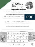 GS ACTIVITY Hieroglyphics